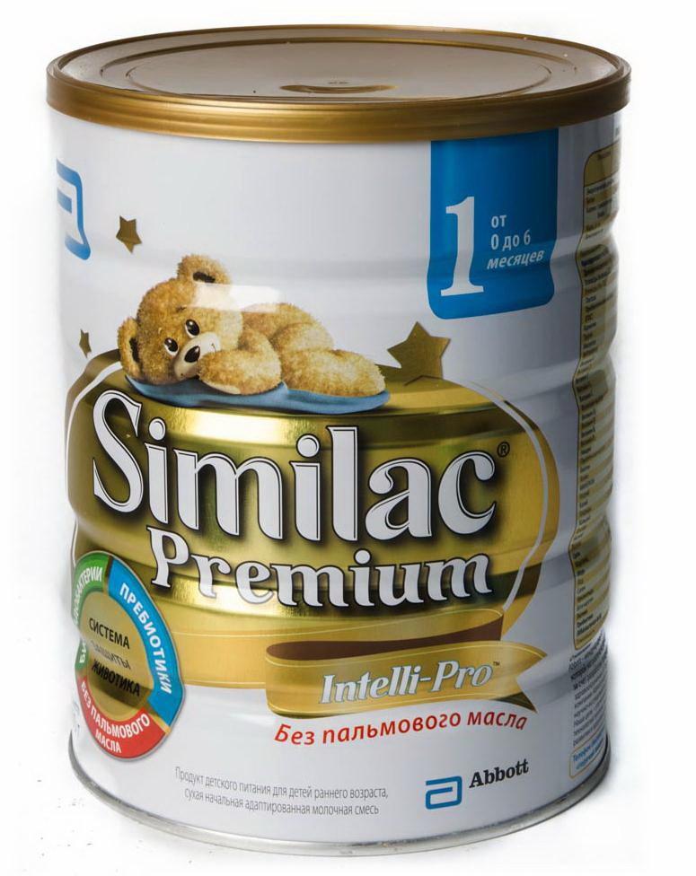 3 детские смеси без пальмового масла в составе